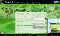 Vidux Multimédia CD Felhasználói kézikönyvek