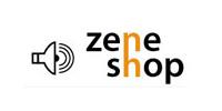 Zeneshop arculati tervezés és CD belső készítés