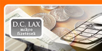 D.C. Lax weboldalak design