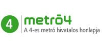 Metro4 hivatalos weboldal